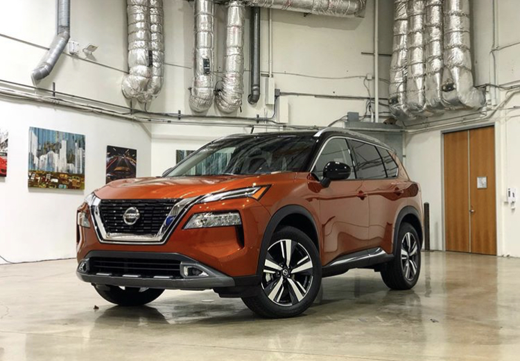 2021 - [Nissan] X-Trail IV / Rogue III - Page 4 68ded210