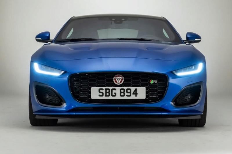 2021 - [Jaguar] F-Type restylée - Page 3 68df6c10