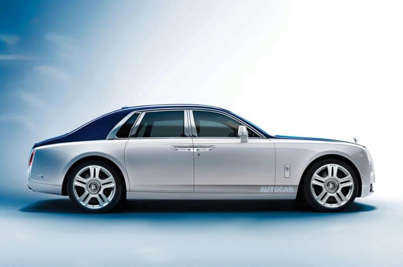 2020 - [Rolls-Royce] Ghost II 6907dd10