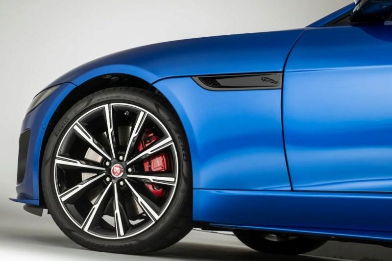 2021 - [Jaguar] F-Type restylée - Page 3 690d0510