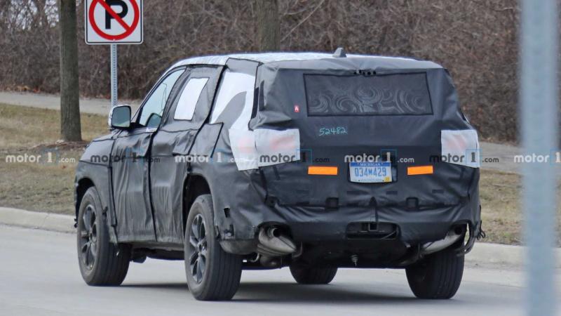 2021 - [Jeep] Grand Cherokee  694af110