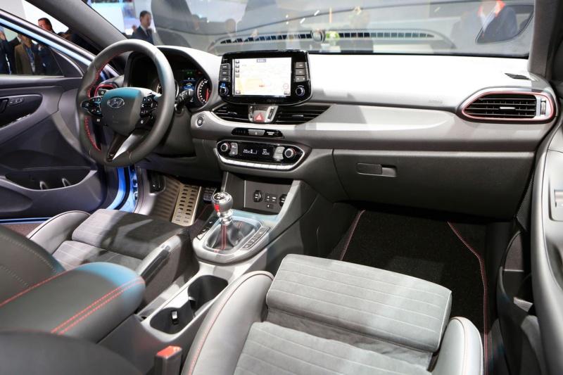 2017 - [Hyundai] i30 Fastback - Page 3 696b7510