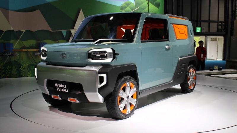 2019 - [Daihatsu] WacuWacu Concept 69713510