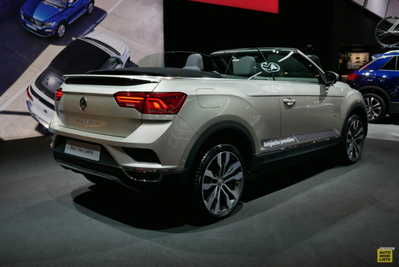 2020 - [Volkswagen] T-Roc cabriolet  - Page 3 69731a10