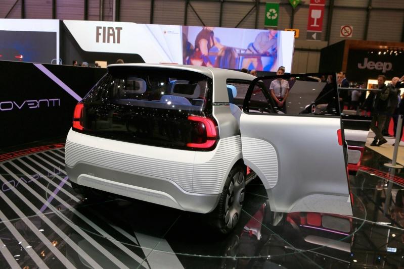 2019 - [Fiat] Panda Concept - Page 2 69838b10