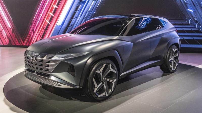 2019 - [Hyundai] Tucson Concept  698b2810