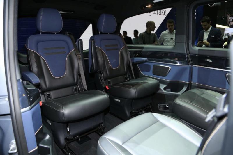 2019 - [Mercedes-Benz] EQV 69aa3710