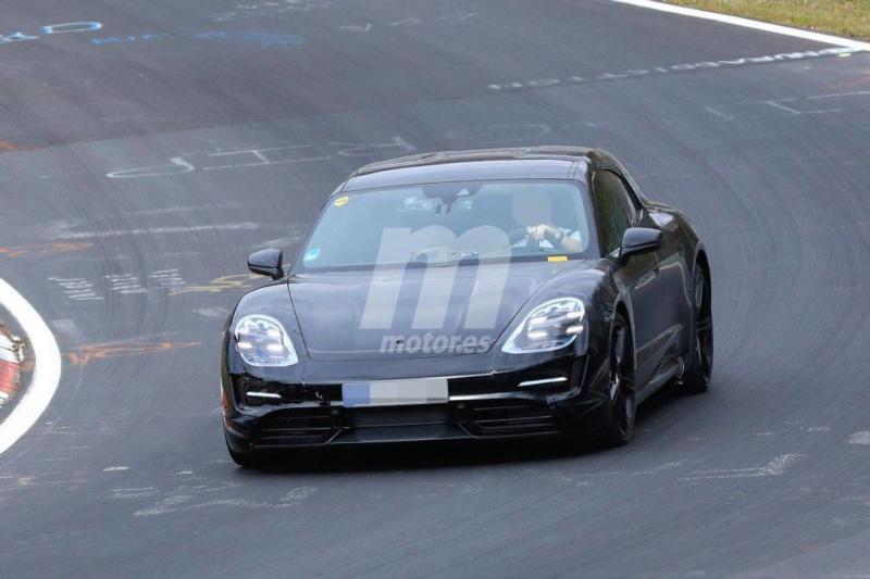 2020 - [Porsche] Taycan Sport Turismo 69ce3510
