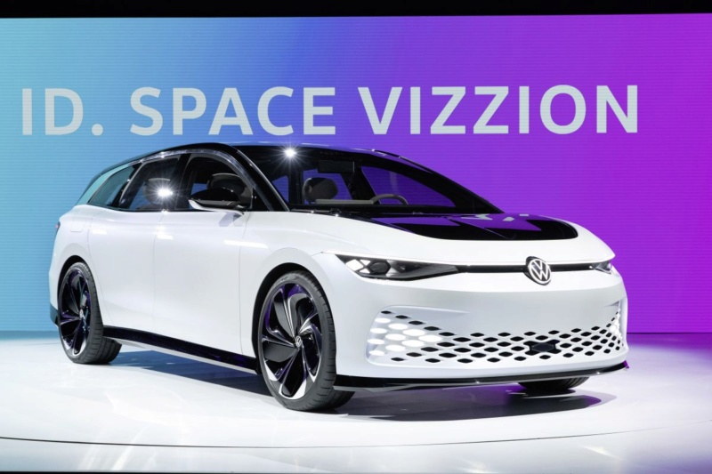 2019 - [Volkswagen] ID Space Vizzion - Page 2 69fc2110