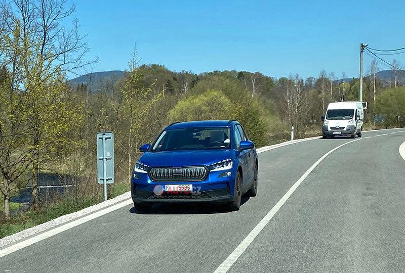 2021 - [Skoda] SUV EV - Page 2 69fd6810