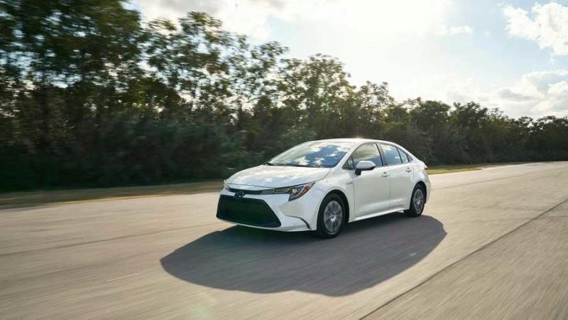2018 - [Toyota] Corolla Sedan - Page 2 6a14d810