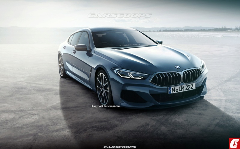 2019 - [BMW] Série 8 Gran Coupé [G16] 6a187f10