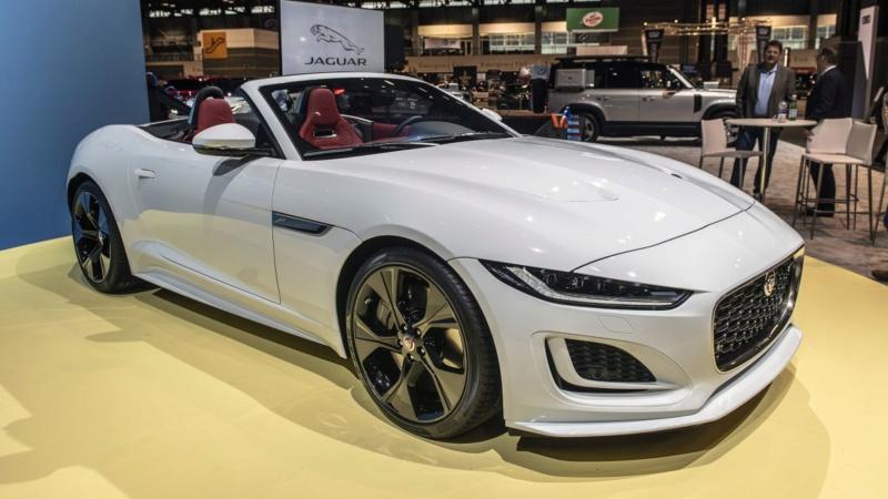 2021 - [Jaguar] F-Type restylée - Page 4 6a1d5710