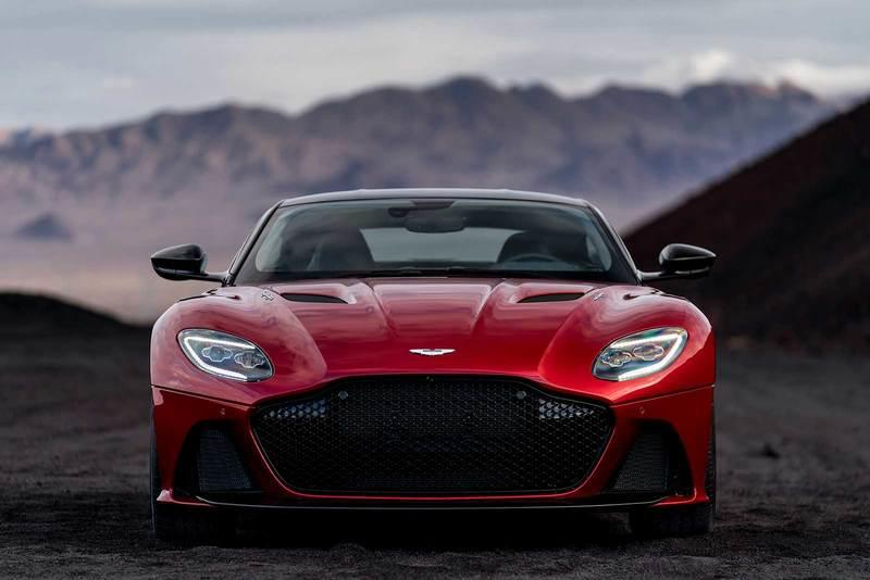 2019 - [Aston Martin] DBS Superleggera 6a28a210
