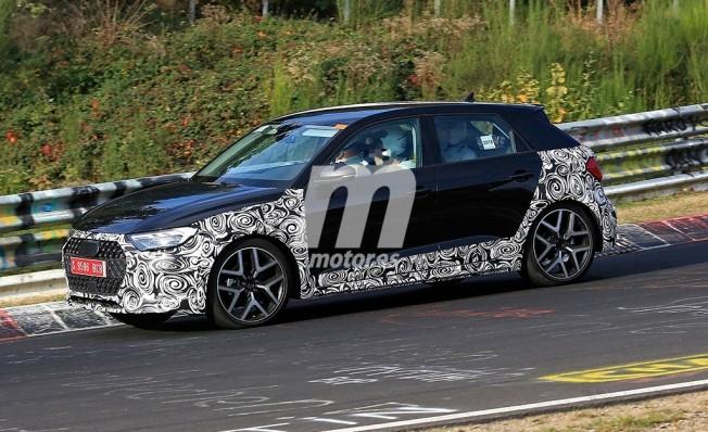 2018 - [Audi] A1 Sportback II - Page 17 6a380210