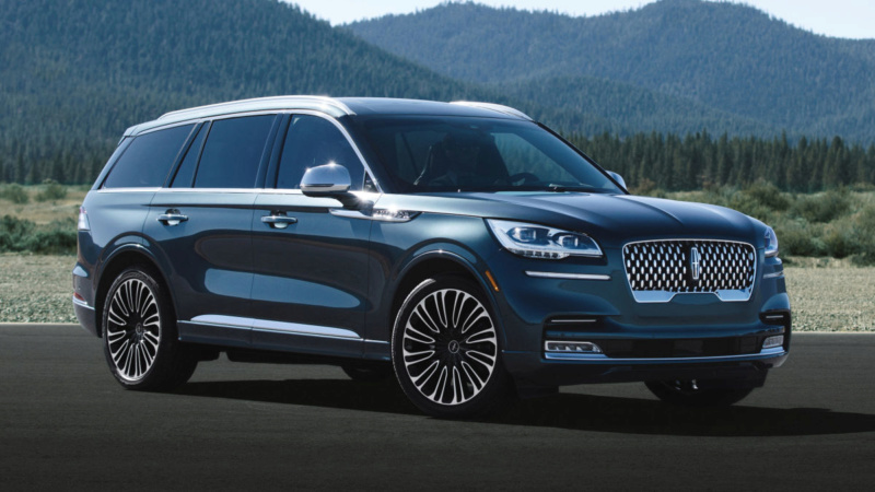 2019 - [Lincoln] Aviator 6a615410