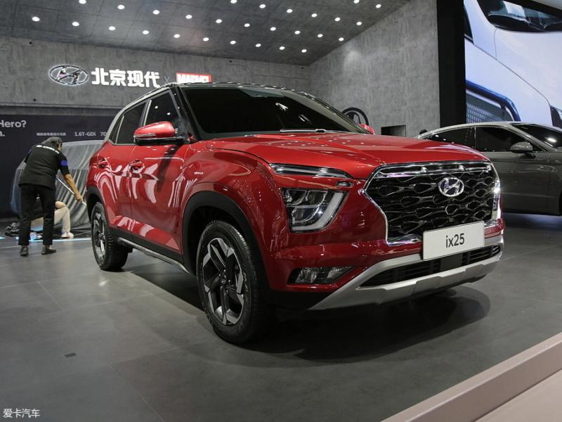 2020 - [Hyundai] Creta II/ IX25  6ab37110