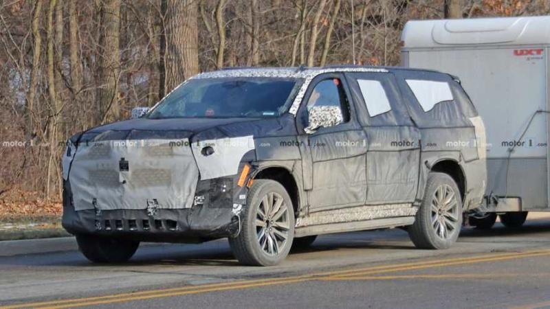 202 - [Cadillac] Escalade V 6ae10710