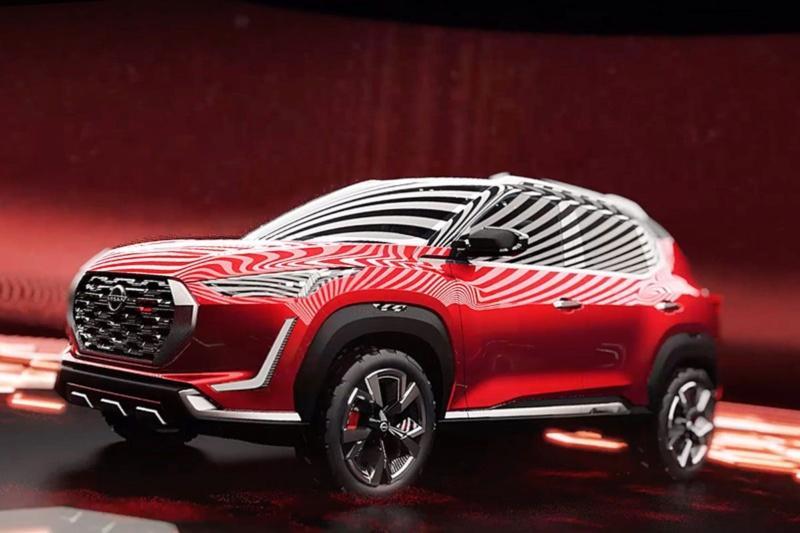 2020 - [Nissan] Magnite Concept 6af02510