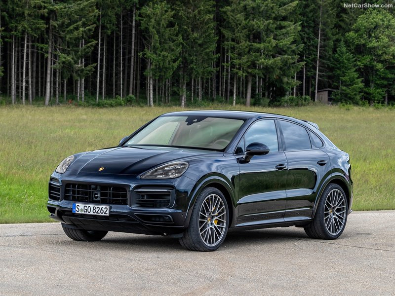 2019 [Porsche] Cayenne coupé - Page 6 6afe6810