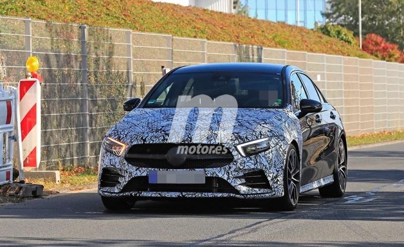 2018 - [Mercedes-Benz] Classe A Sedan - Page 6 6b42ee10
