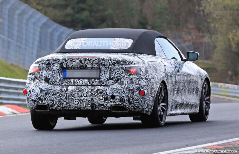 2020 - [BMW] Série 4 Coupé/Cabriolet G23-G22 - Page 2 6b447110