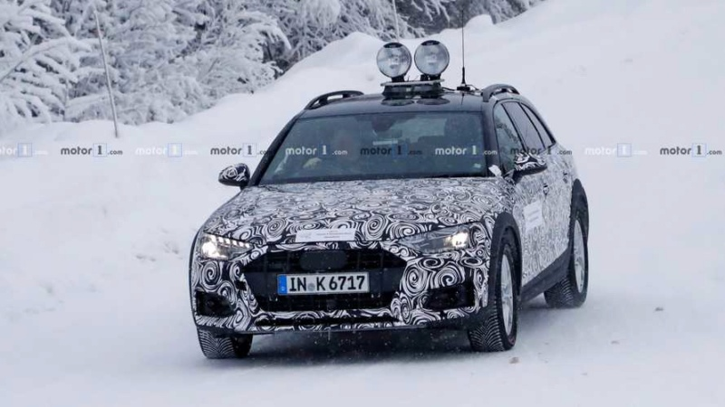 2018 - [Audi] A4 restylée  - Page 4 6b67d410