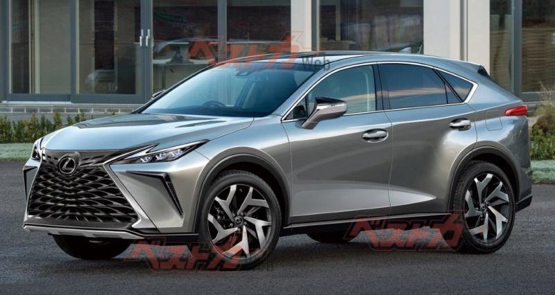 2021 - [Lexus] NX II 6b731310