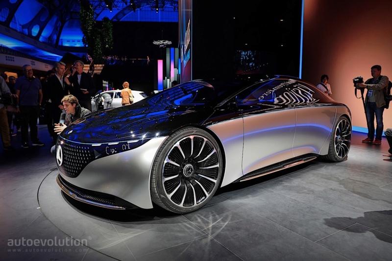 2019 - [Mercedes-Benz] EQS Concept  - Page 2 6b852610
