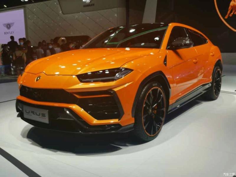 2018 - [Lamborghini] SUV Urus [LB 736] - Page 11 6b98ce10