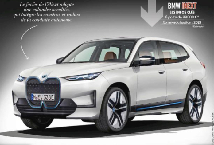 2021 - [BMW] iNext SUV - Page 3 6b9d4010