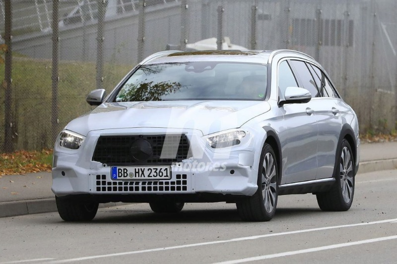 2020 - [Mercedes-Benz] Classe E restylée  6ba66610