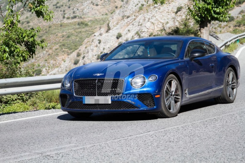 2017 - [Bentley] Continental GT - Page 6 6be55a10