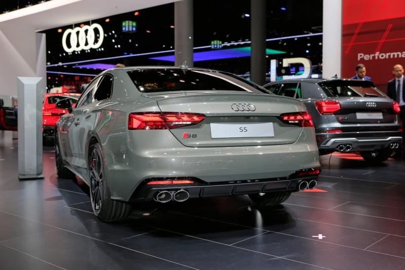 2020 - [Audi] A5 Coupé/Cab/SB restylée 6c057d10