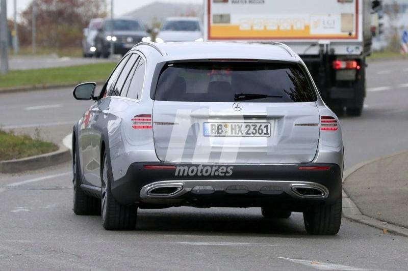 2020 - [Mercedes-Benz] Classe E restylée  6c25b510