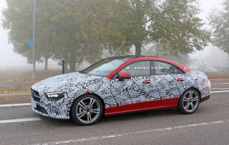 2019 - [Mercedes-Benz] CLA II - Page 3 6c5a9710