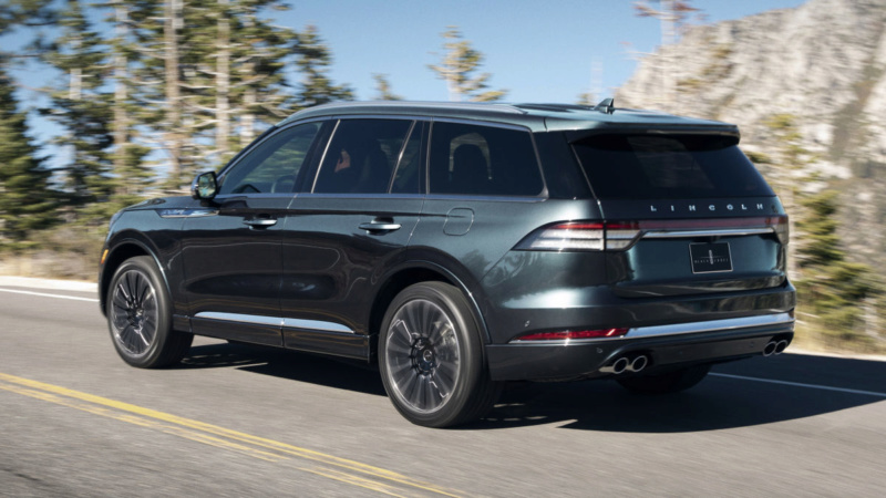 2019 - [Lincoln] Aviator 6c73d310