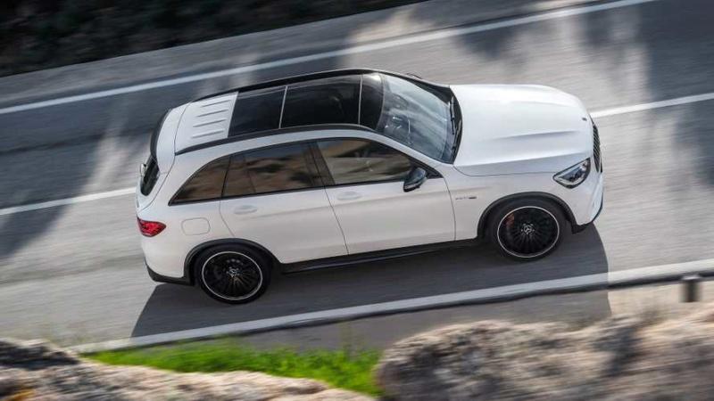 2018 - [Mercedes-Benz] GLC/GLC Coupé restylés - Page 4 6c8b8510