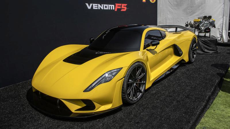 2017- [Hennessey] Venom F5 6c8d6f10