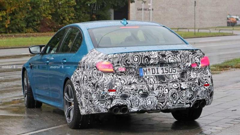 2020 - [BMW] Série 5 restylée [G30] - Page 2 6c9cf410
