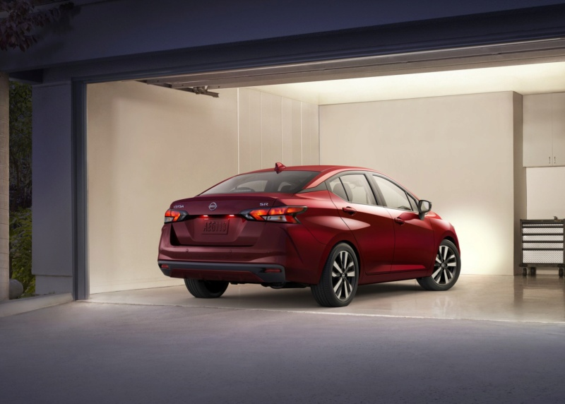 2020 - [Nissan] Versa 6c9d9f10