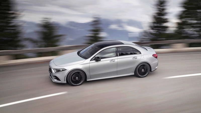 2018 - [Mercedes-Benz] Classe A Sedan - Page 5 6caf0710