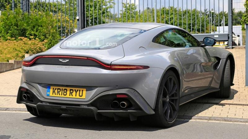 2017 - [Aston Martin] Vantage - Page 3 6caf4710