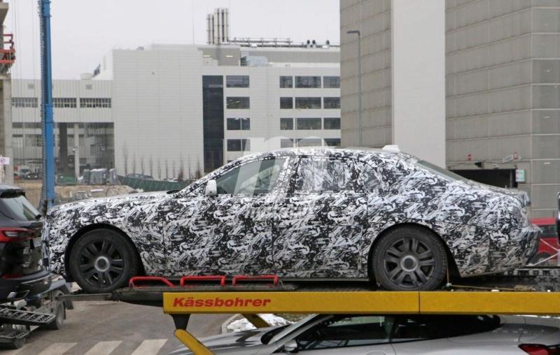 2020 - [Rolls-Royce] Ghost II 6cc56710