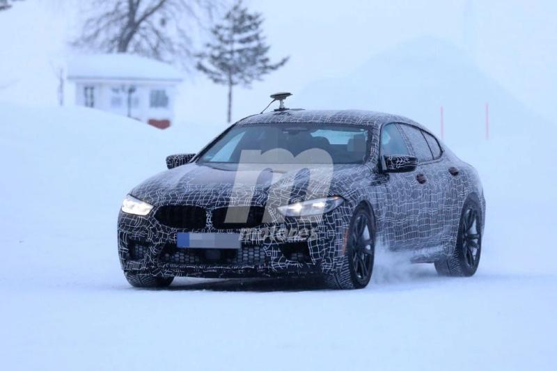 2019 - [BMW] Série 8 Gran Coupé [G16] - Page 2 6cef1c10