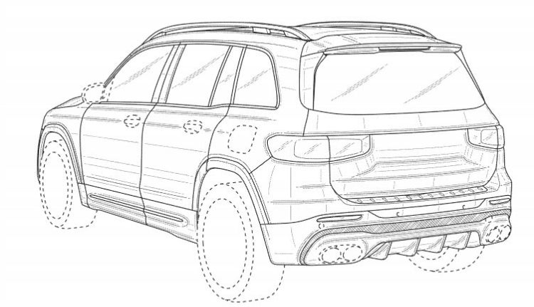 2018 - [Mercedes-Benz] GLB - Page 8 6d191f10