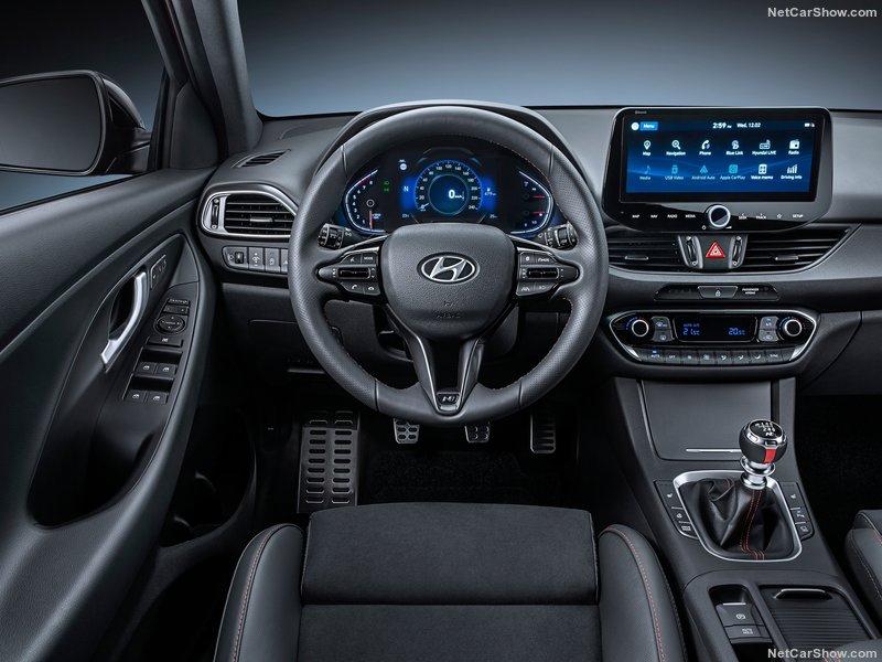 2020 - [Hyundai] I30 III 5p/SW/Fastback Facelift 6d462510