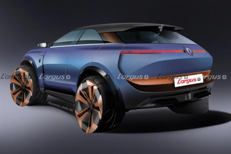 2021 - [Renault] SUV EV [BCB] 6d4e6610