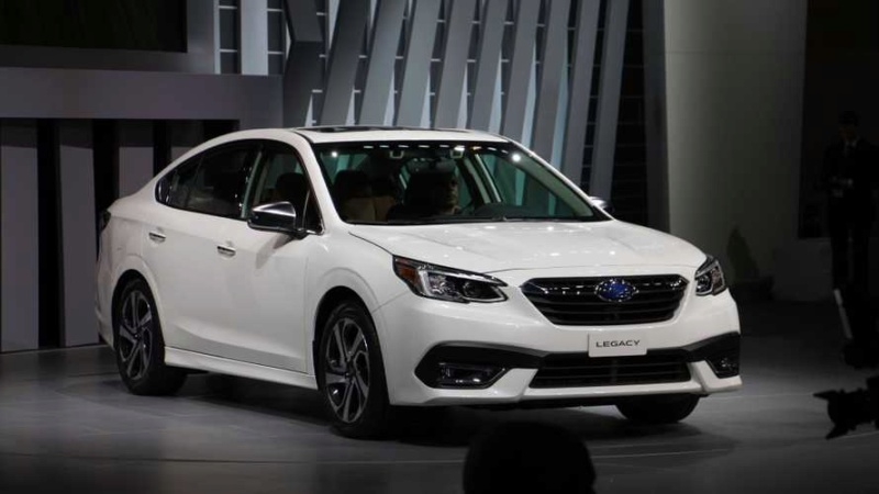 2019 - [Subaru] Legacy & Outback 6d7ee510