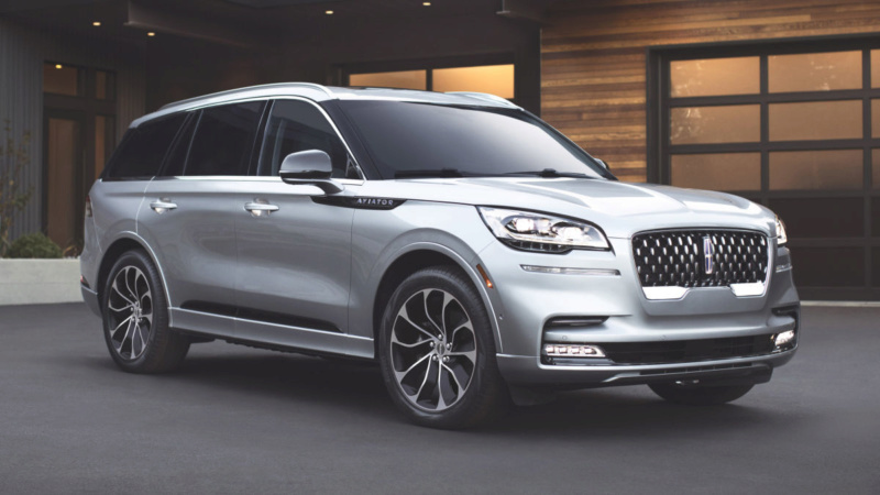 2019 - [Lincoln] Aviator 6d8f2610
